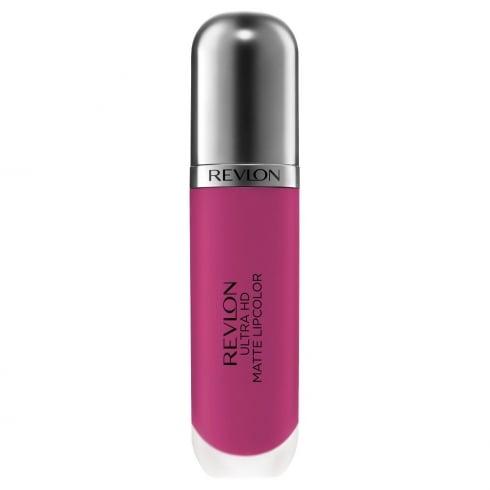 Revlon Ultra HD Matte Lip Color 5.9ml - 665 Itensity