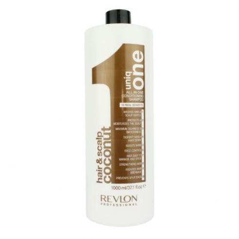 Revlon Uniq One All In One Coconut  Conditioning Shampoo 1000ml