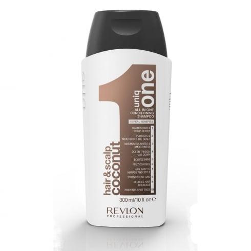 Revlon Uniq One Conditioning Shampoo Coconut 300ml
