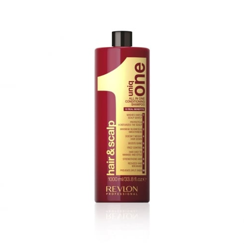 Revlon Uniq One Hair And Scalp Conditioning Shampoo 1000ml