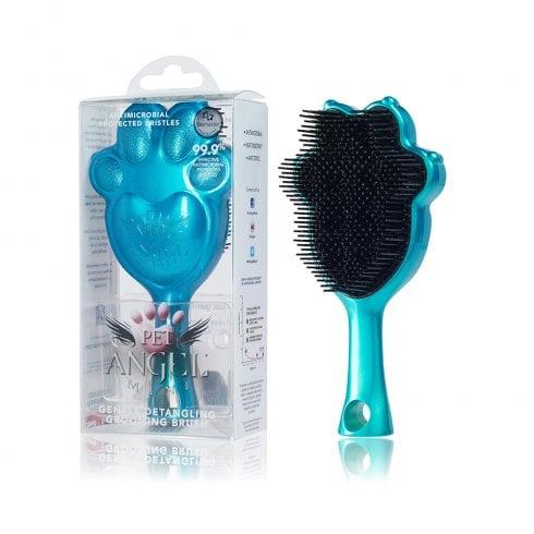 Richard Ward Pet Angel Hairbrush Grey Detangling Grooming Brush