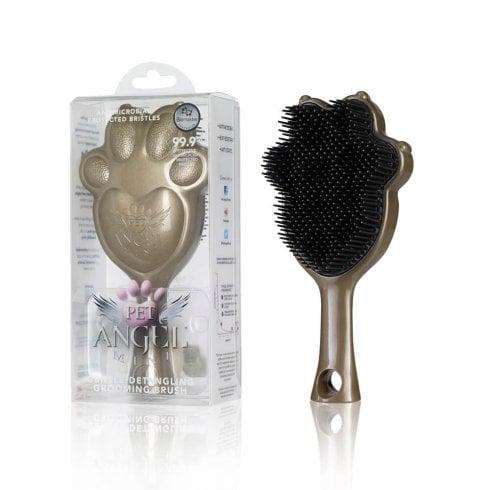 Richard Ward Pet Angel Hairbrush Pink Detangling Grooming Brush