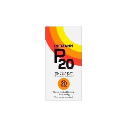 Riemann P20 Once a Day sun Protection SPF 20 200ml