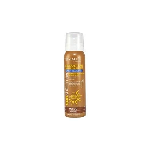 Rimmel Instant Tan Airbrush Effect 100ml Spray Medium Matte