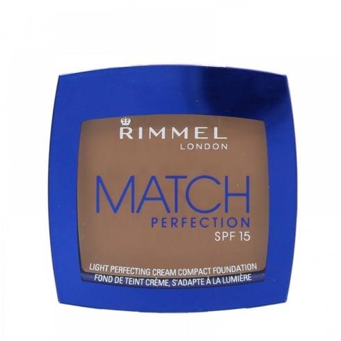 Rimmel Match Perfection Foundation Compact - Bronze