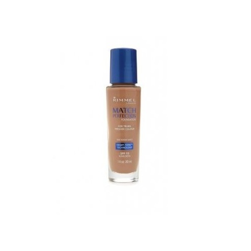 Rimmel Match Perfection Foundation 30ml - Warm Sand 420