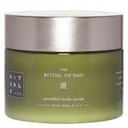 Rituals Dao Mindful Body Scrub 325ml Organic White Lotus & Yi Yi Ren