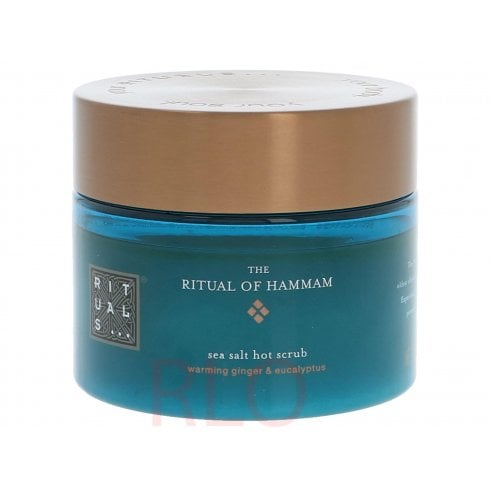 Rituals The Ritual Of Hammam Sea Salt Hot Scrub 450gr