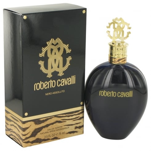 Roberto Cavalli Nero Assoluto EDP 75ml Spray