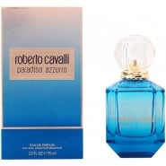Roberto Cavalli Paradiso Azzurro EDP 75ml Spray
