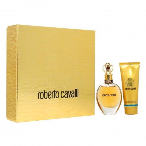 Roberto Cavalli 30ml EDP Spray / 75ml Shower Gel