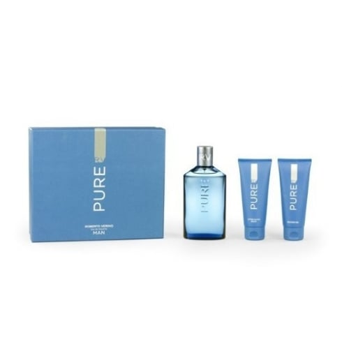 Roberto Verino Rv Pure Man EDT Spray 150ml Set 3 Pieces