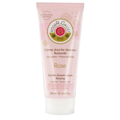 Roger & Gallet Roger Gallet Rose Cream De Douche - 200ml