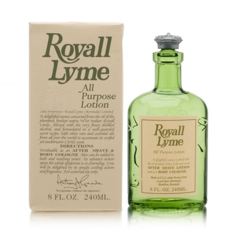 Royall Fragrances Royall Lyme 120ml Aftershave All Purpose Lotion