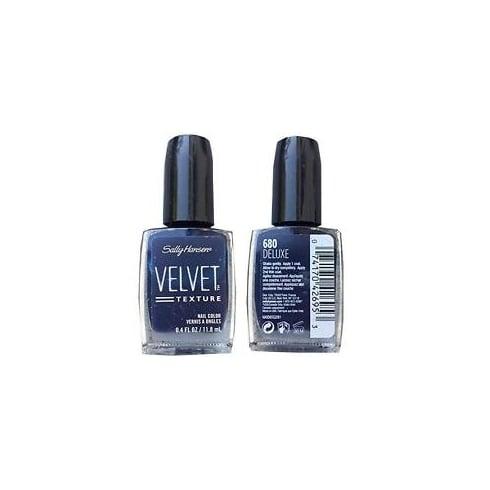 Sally Hansen Velvet Texture Nail Polish Deluxe 11.8ml