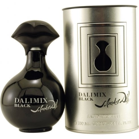 Salvador Dali Dalimix Black F EDT 100ml Spray