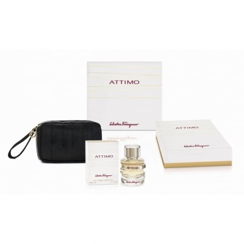 Salvatore Ferragamo Attimo EDT Spray 50ml Set 2 Pieces