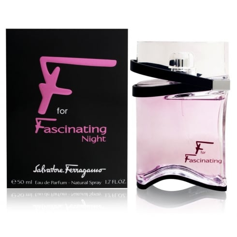 Salvatore Ferragamo F for Fascinating Night 90ml EDP Spray