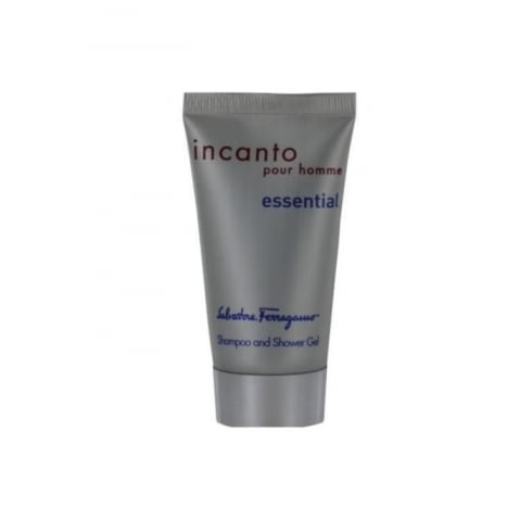 Salvatore Ferragamo Incanto Essential Ph Shampoo Shower Gel 50ml