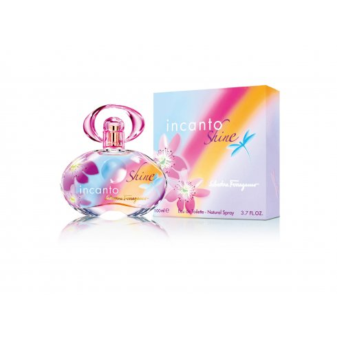 Salvatore Ferragamo Incanto Shine 100ml EDT Spray