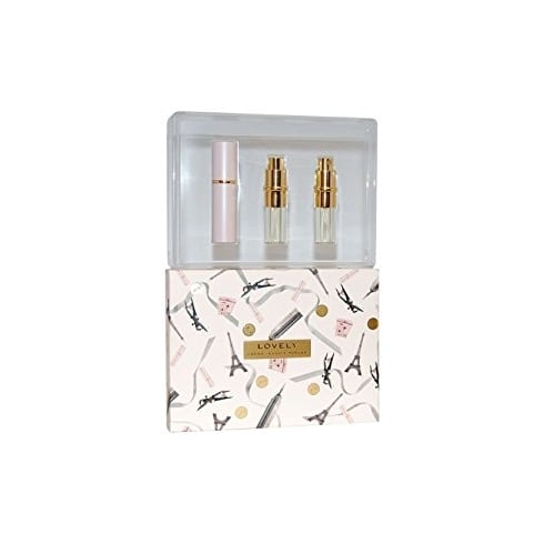 Sarah Jessica Parker Lovely 3 X 10ml Spray Gift Set