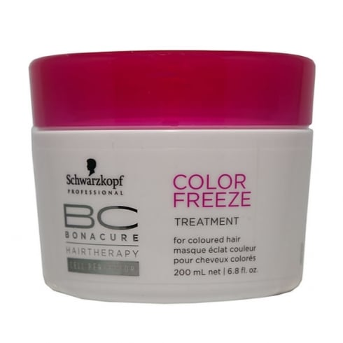 Schwarzkopf Bc Color Freeze Treatment 200ml