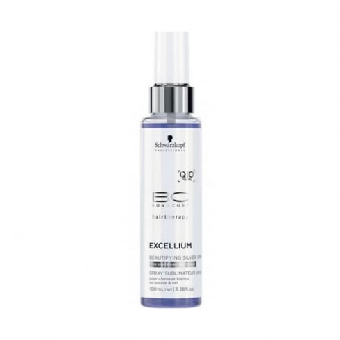 Schwarzkopf Bc Excellium Beautifying Silver Spray