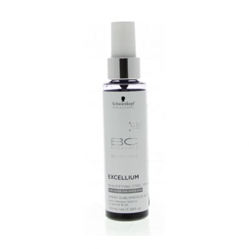 Schwarzkopf Bc Excellium Beautifying Steel Spray