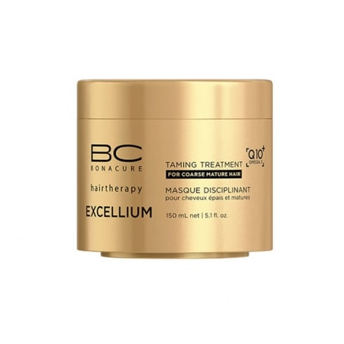 Schwarzkopf Bc Excellium Taming Treatment 150ml