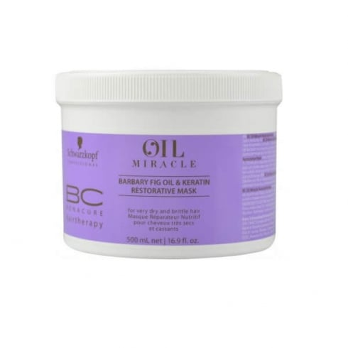 Schwarzkopf Bc Oil Miracle Barbary Fig Oil Mask 500ml