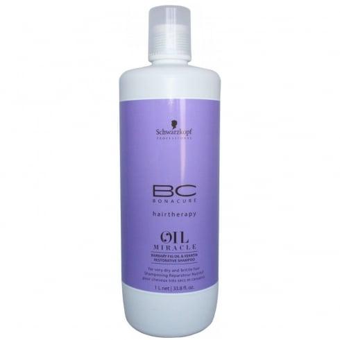 Schwarzkopf BC Oil Miracle Barbery Shampoo 1000ml