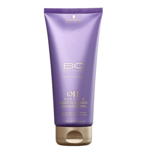 Schwarzkopf BC Oil Miracle Barbery Shampoo 200ml