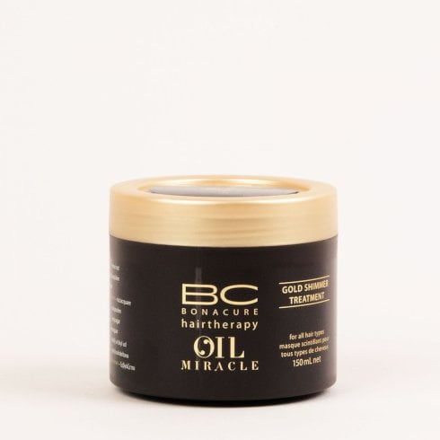 Schwarzkopf Bc Oil Miracle Gold Shimmer 150ml