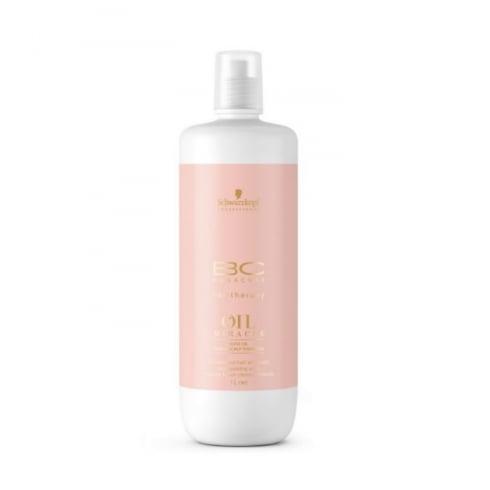 Schwarzkopf BC Oil Miracle Rose Shampoo 1000ml