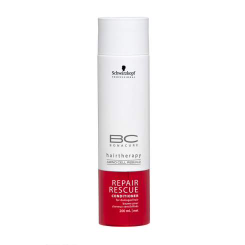Schwarzkopf Bc Repair Rescue Shampoo 500ml Set 2 Pieces