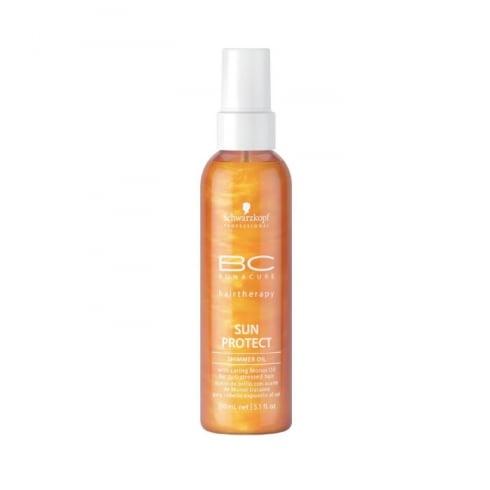 Schwarzkopf Bc Sun Protect Shimmer Oil 150ml