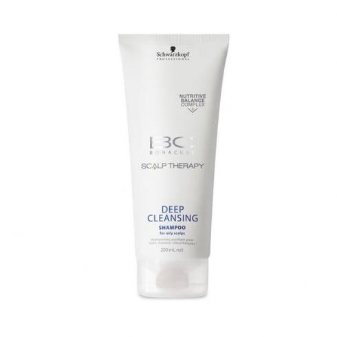 Schwarzkopf Bonacure Hair And Scalp Deep Cleansing Shampoo 200ml