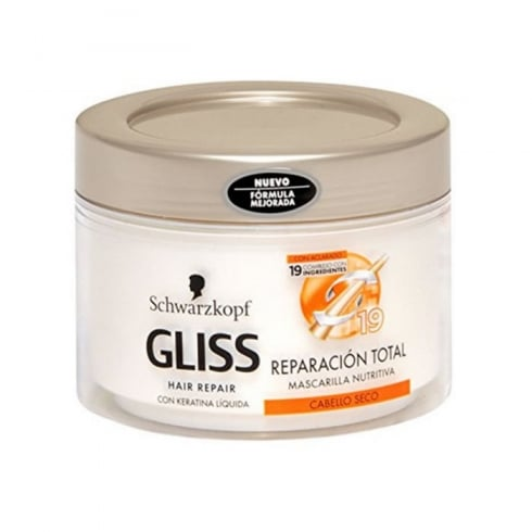 Schwarzkopf Gliss Nourishing Mask Total Repair  300ml