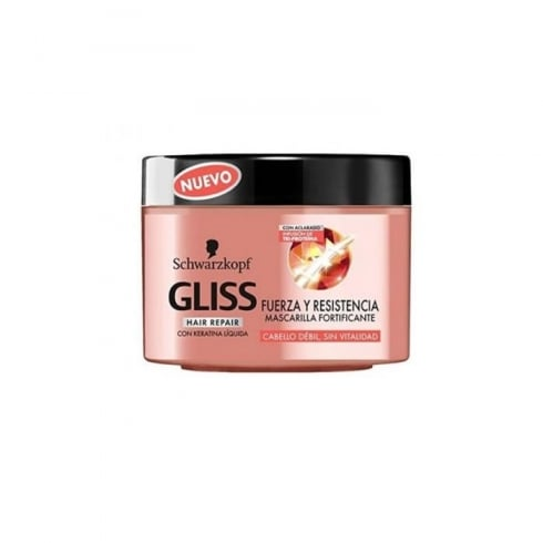 Schwarzkopf Gliss Strength And Resistance Mask  400ml