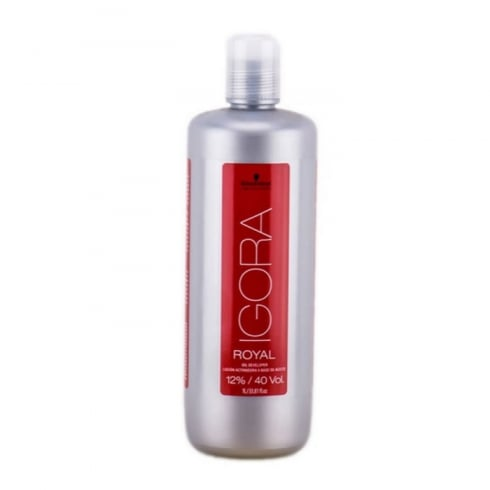 Schwarzkopf Igora Royal Color and Care Developer 12 40 Vol 1000ml