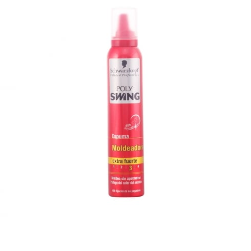 Schwarzkopf Poly Swing Extra Strong Foam 200ml