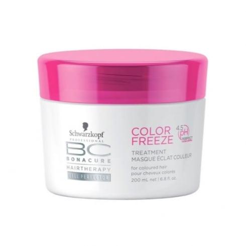 Schwarzkopf Professional BC Color Freeze 4 5ph Treatment 200ml