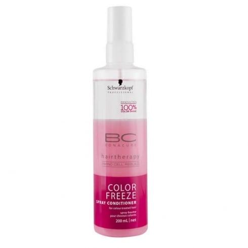 Schwarzkopf Professional BC Color Freeze Spray Conditioner 200ml