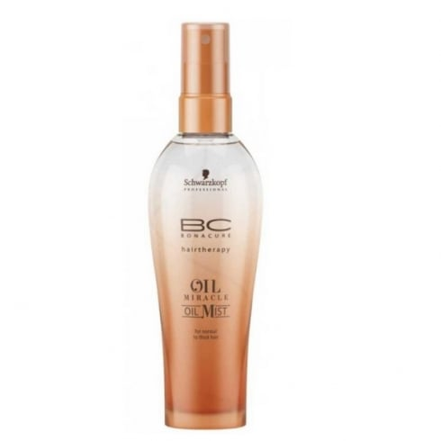 Schwarzkopf Professional Bc Oil Miracle Oil Mist For ThiCK Hair 100ml