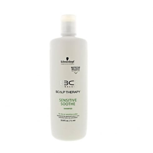 Schwarzkopf Professional Bc Scalp Therapy Sensitive Soothe Shampoo 1000ml
