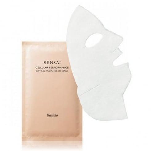 Sensai Kanebo Lifting Radiance 3d Mask 6 X 35ml