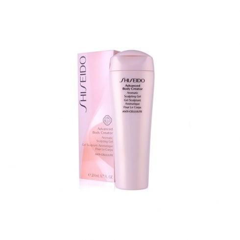 Shiseido Advanced Essential Energy Body Creator Aromatic Sculpting Gel 200ml