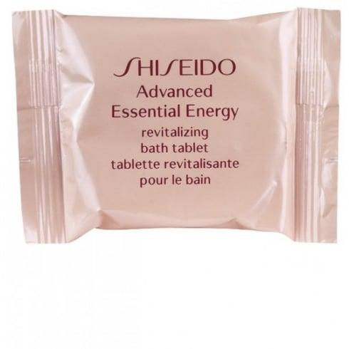 Shiseido Advanced Essential Energy Revitalizing Bath Tablets 250g