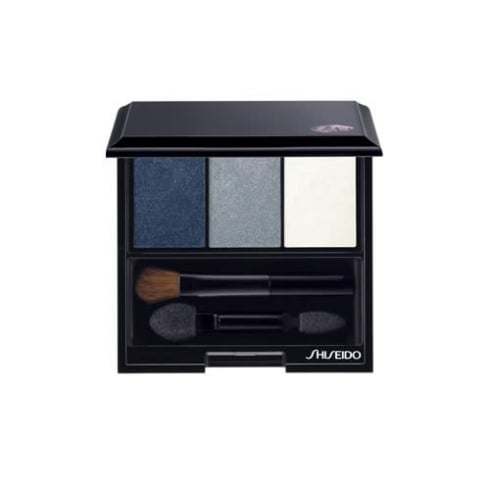 Shiseido Luminizing Satin Eye Color Trio Gy901 Snow Shadow