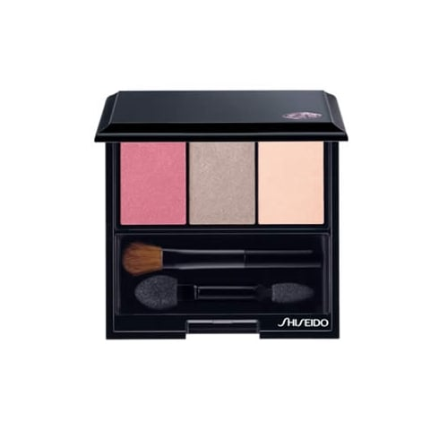 Shiseido Luminizing Satin Eye Color Trio Rd711 Pink Sands